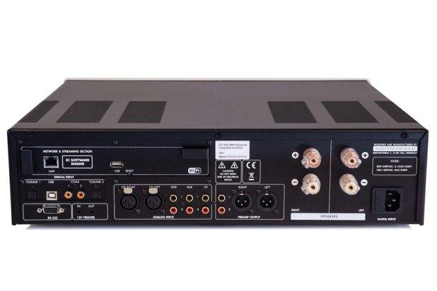 Electrocompaniet ECI 6 DX MKII Integrated Amplifier 03