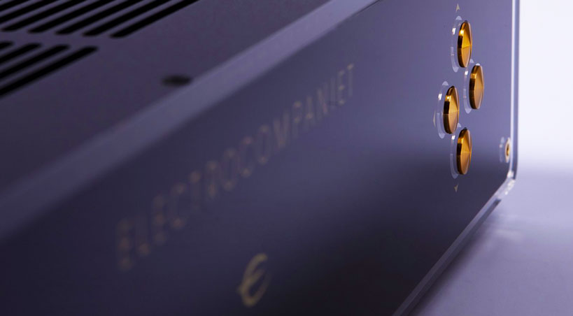 Electrocompaniet ECI 6 MKII Fully Balanced Integrated Amplifier