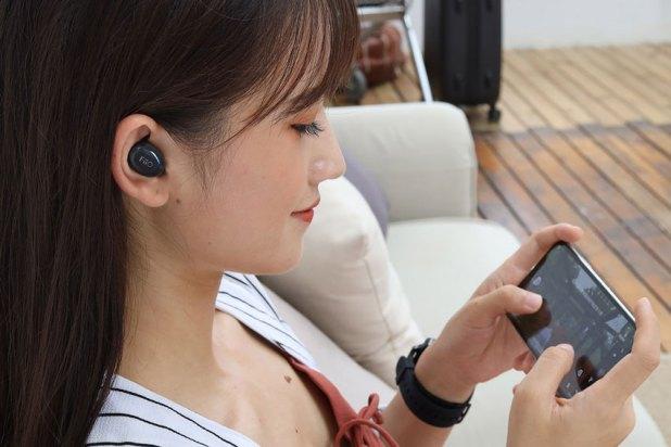 FiiO FW1 True Wireless Balanced Armature Eardbuds 01