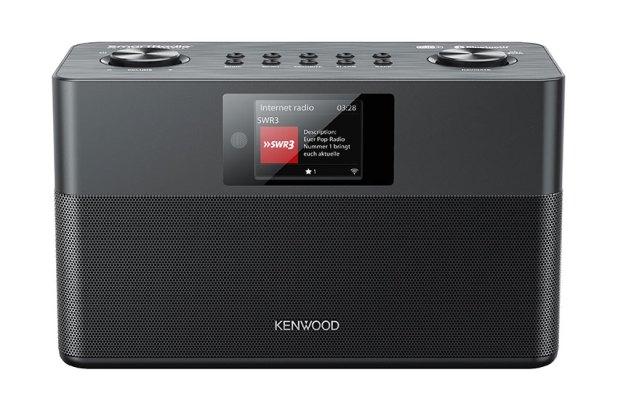 Kenwood CR ST100S SmartRadio 02