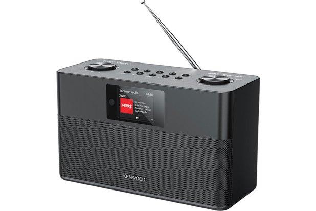 Kenwood CR ST100S SmartRadio 06