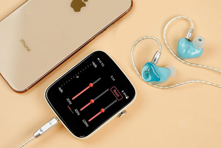 Shanling Q1 Portable HiFi Music Player 02