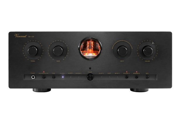 Vincent SV 737 Integrated Hybrid Class A Stereo Amplifier 01