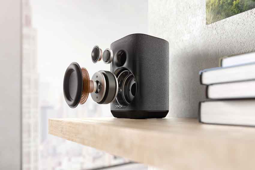 Denon Home Series with HEOS Built in 13