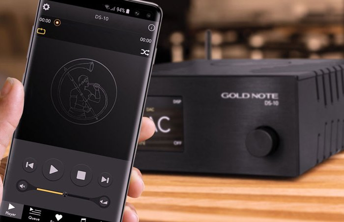 Gold Note GN Control App