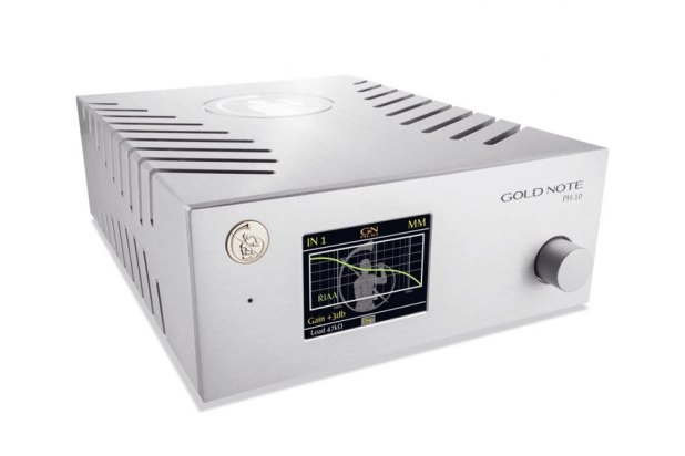 Gold Note PH 10 Phono Stage im Test 05