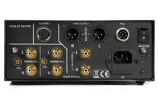 Gold Note PH 10 Phono Stage im Test 10