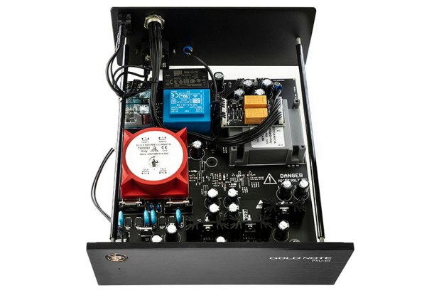 Gold Note PSU 10 Power Supply 05