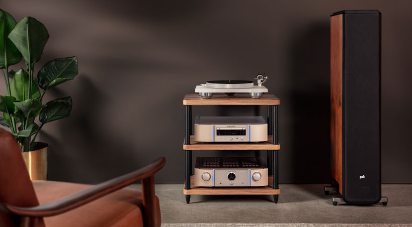 Marantz PM-12 Special Edition and Marantz SA-12 Special Edition