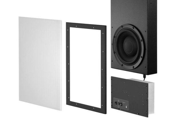 Meridian DSW600 In wall Digital Active Subwoofer 02