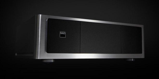 NAD Masters M28 Seven Channel Power Amplifier Breit 1