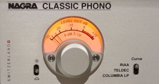 Nagra Classic Phono Stage – The new phono stage in the Nagra Classic Series