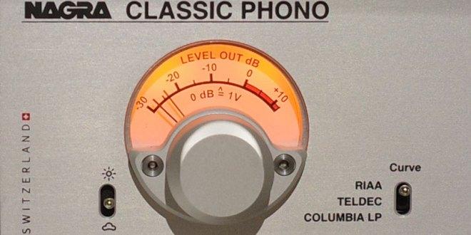 Nagra Classic Phono Stage