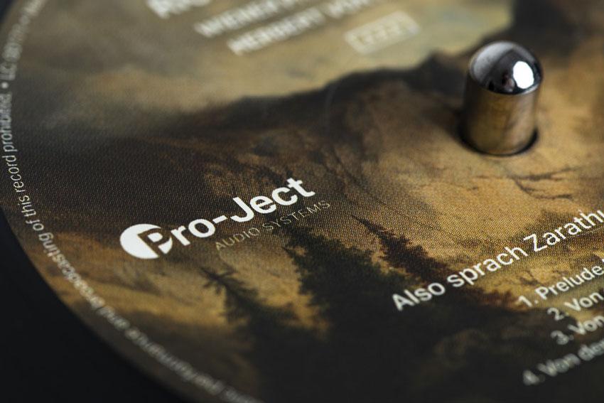 ProJect Records Vinyl Wiener Philharmoniker Herbert von Karajan Richard Strauss 02