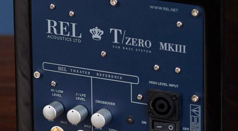 REL Tzero MKIII