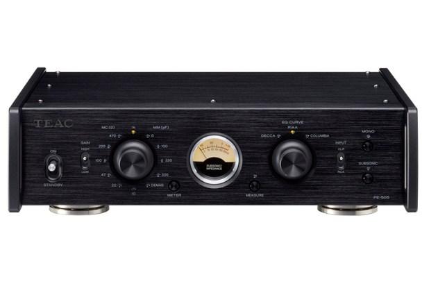 Teac PE 505 Fully balanced Phono Amplifier 07