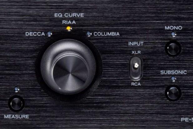 Teac PE 505 Fully balanced Phono Amplifier 10