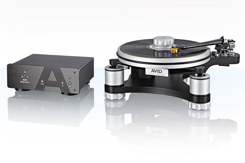 AVID Sequel SP Turntable Review 07