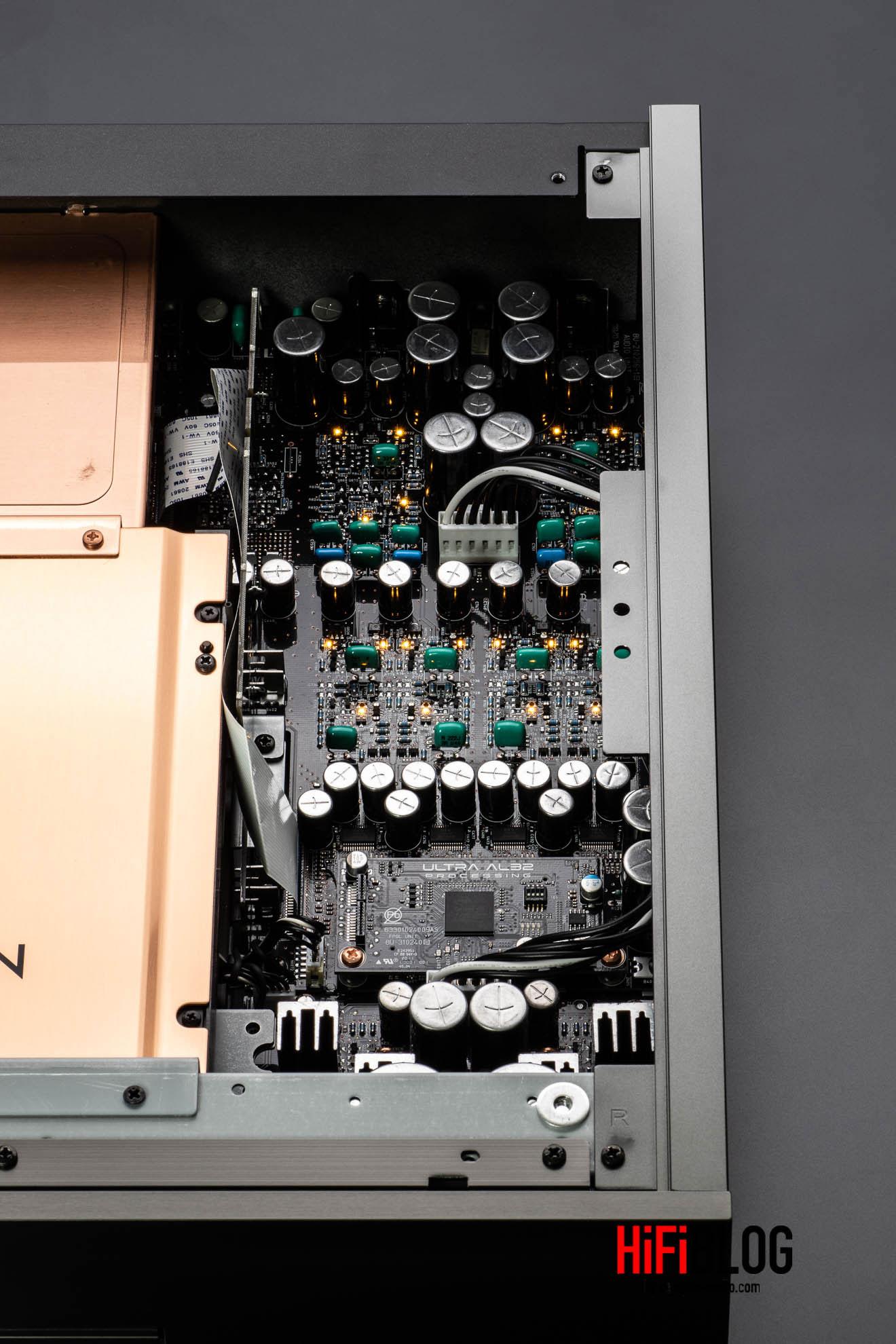Denon DCD A110 SACD Player Gallery 13