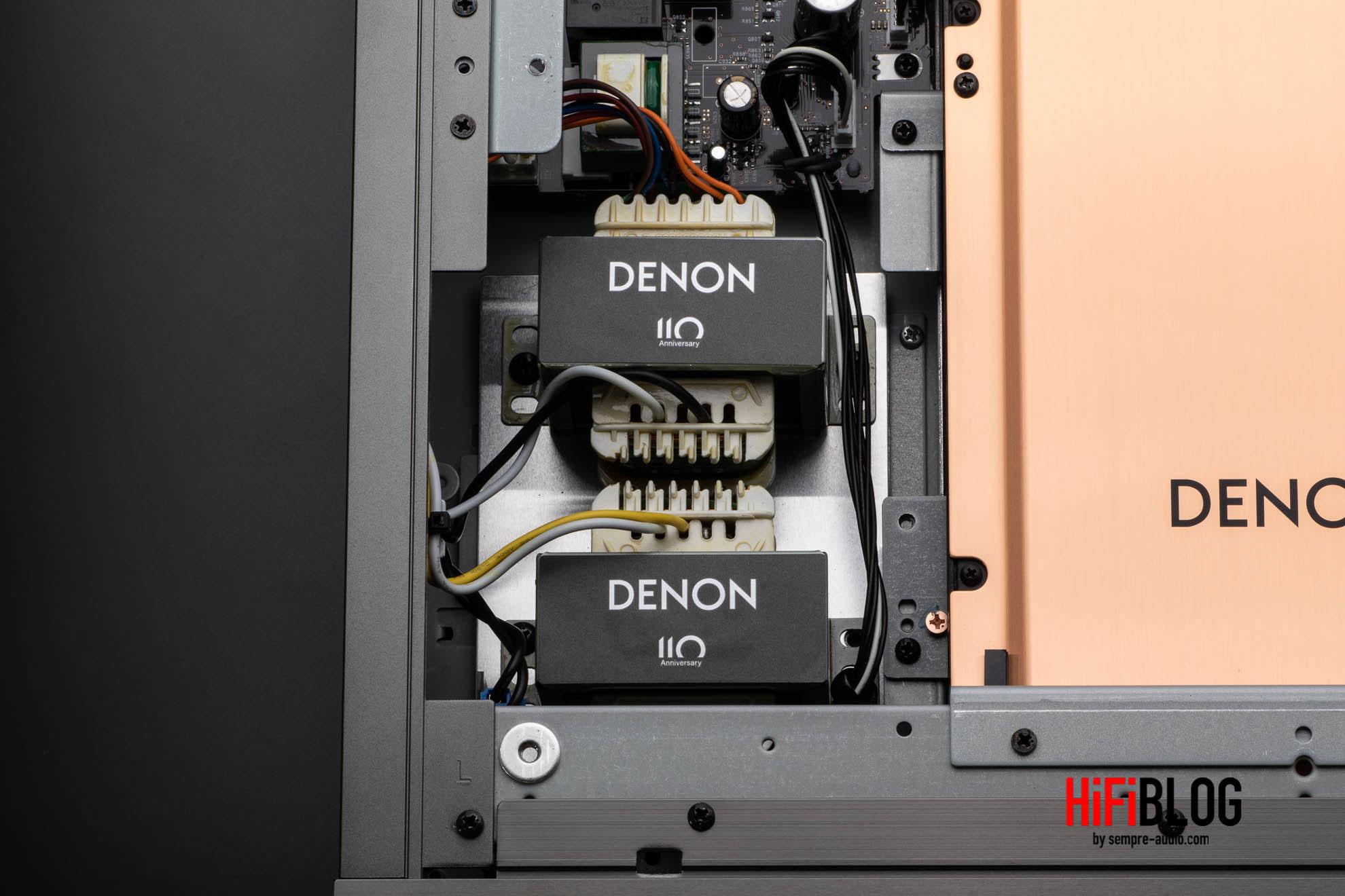 Denon DCD A110 SACD Player Gallery 9