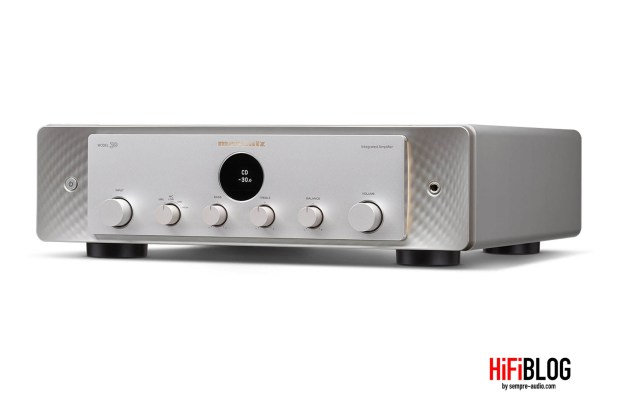 Marantz Model 30 Integrated Amplifier and SACD 30n Network SACD Player 10