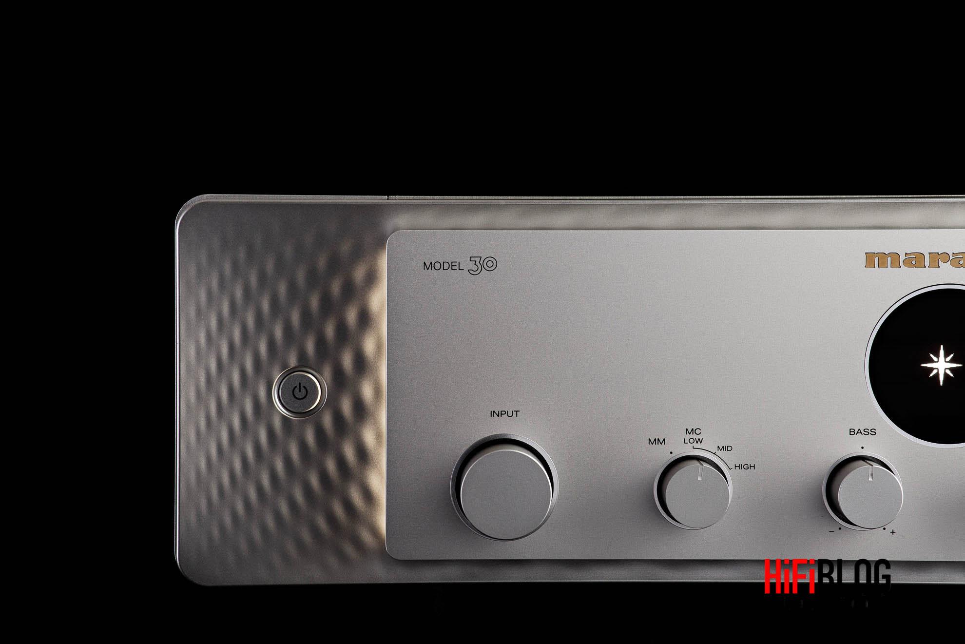 Marantz Model 30 Integrated Amplifier and SACD 30n Network SACD Player 8