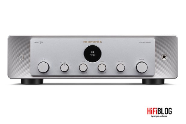Marantz Model 30 Integrated Amplifier and SACD 30n Network SACD Player 9
