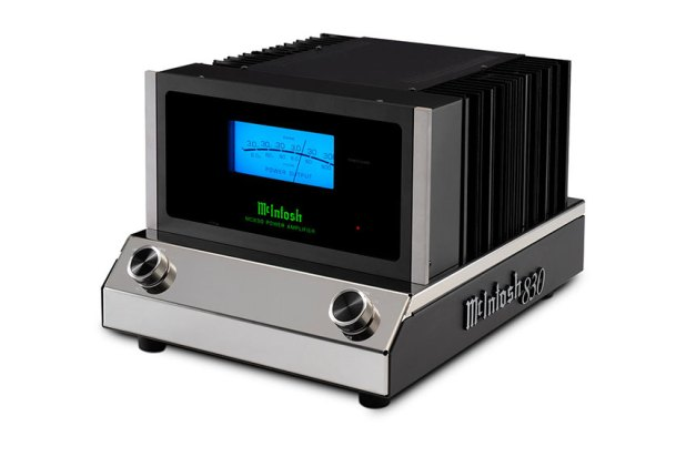 McIntosh MC830 1 Channel Solid State Amplifier 06