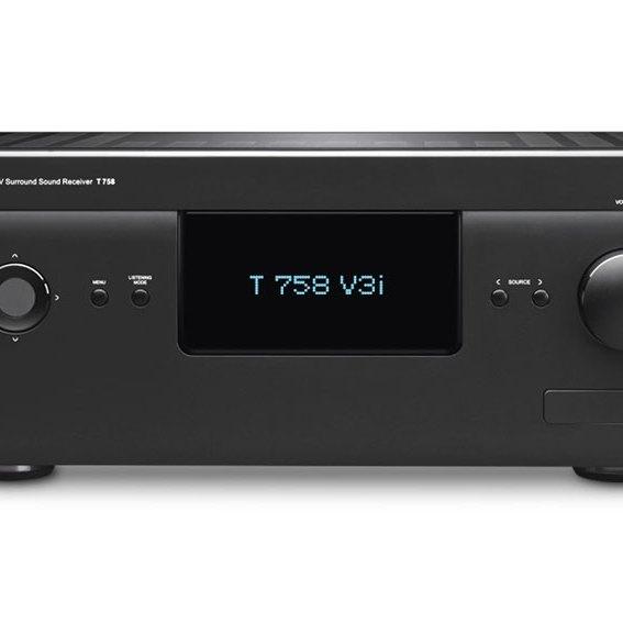 NAD T758 V3i AV Surround Sound Receiver 06