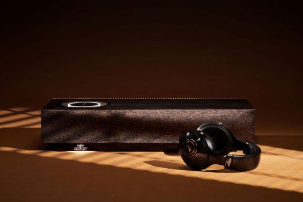 Naim Mu so for Bentley Special Edition and Focal for Bentley Radiance Headphone 01