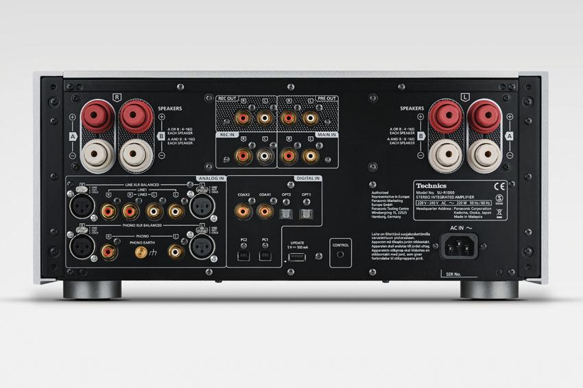 Technics SU R1000 Integrated Amplifier 04 1