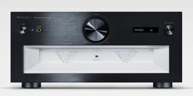 Technics SU-R1000 Integrated Amplifier