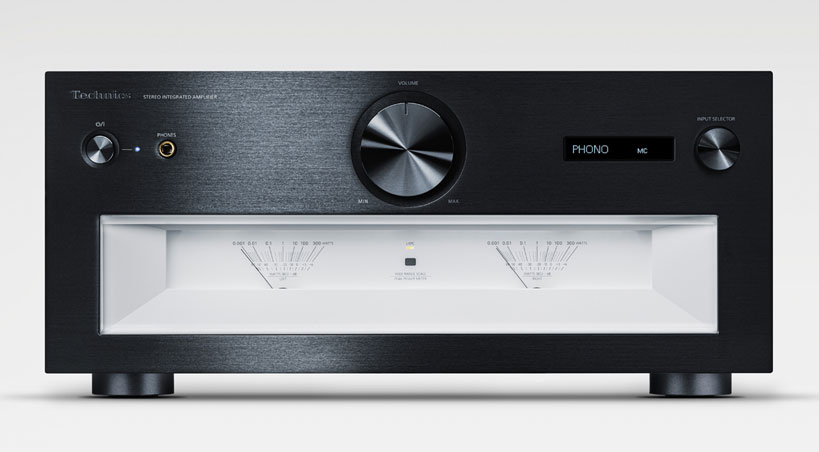 Technics SU-R1000 Integrated Amplifier