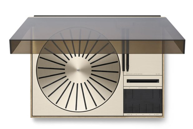 Bang Olufsen Beogram 4000c Recreated Limited Edition 12