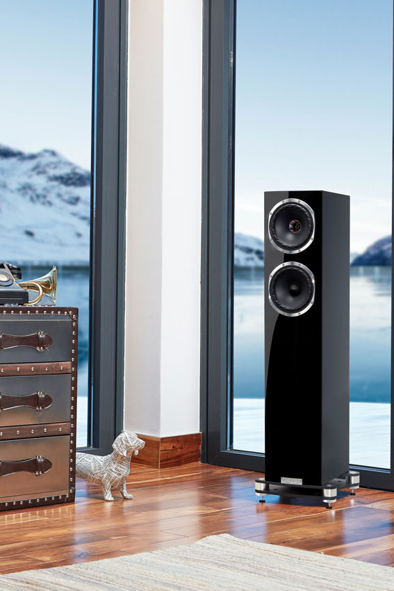 Fyne Audio F501SP und Fyne Audio F502SP 01