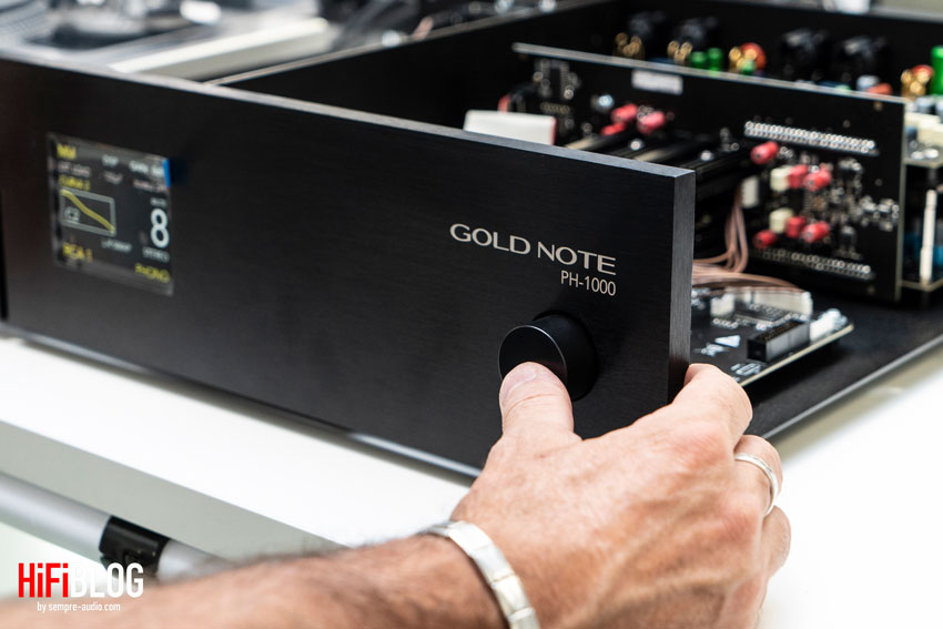 Gold Note PH 1000 Phono Stage 02
