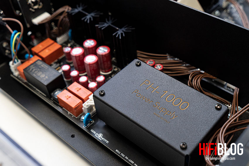 Gold Note PH 1000 Phono Stage 12