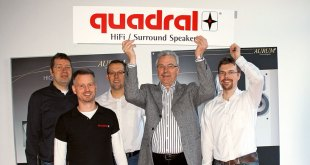 Loxone takes over quadral GmbH & Co. KG