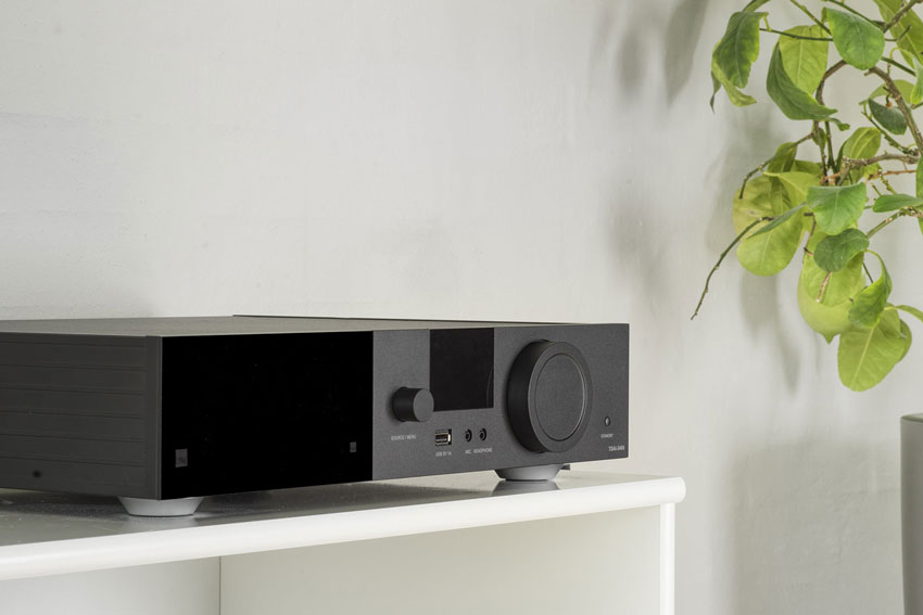 Lyngdorf TDAI 3400 Amplifier mit TIDAL Connect Support 02