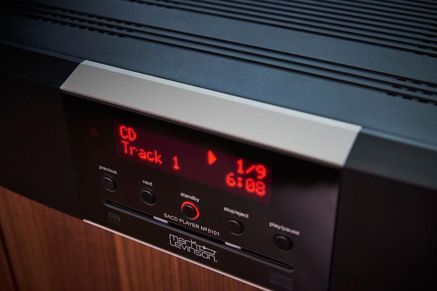 Mark Levinson No5101 Network Streaming SACD Player and DAC 02