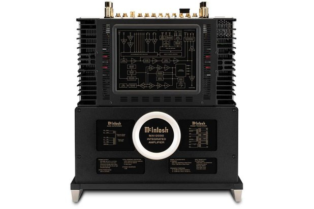McIntosh MA12000 2 Channel Hybrid Integrated Amplifier 11
