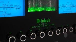 McIntosh MA12000 2-Channel Hybrid Integrated Amplifier