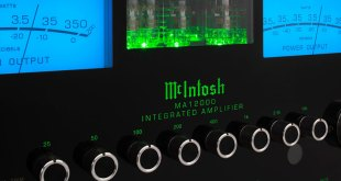 McIntosh MA12000 2-Channel Hybrid Integrated Amplifier