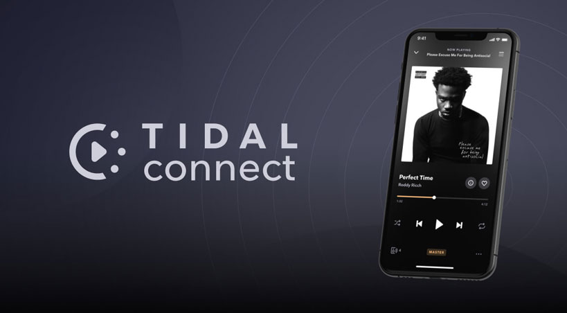TIDAL Connect