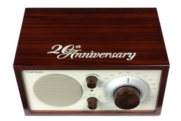 Tivoli Audio Model One BT 20th Anniversary Limited Edition 09