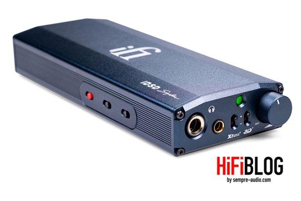 iFi Audio micro iDSD Signature 07