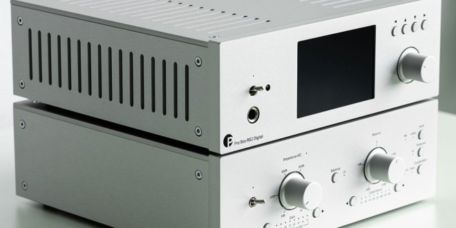 Pro-Ject Phono Box RS2 – Reference class phono preamplifier