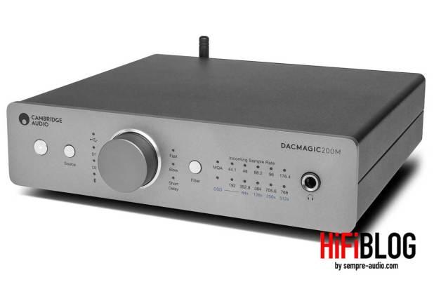 Cambridge Audio DacMagic 200M Hi Res DAC 11
