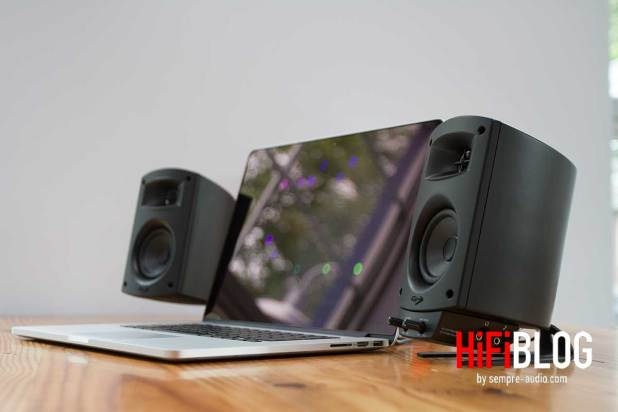Klipsch ProMedia 2 1 BT Bluetooth Computer Speakers 02