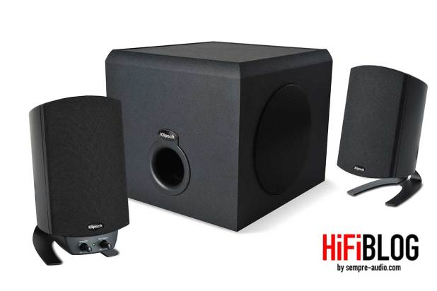 Klipsch ProMedia 2 1 BT Bluetooth Computer Speakers 06